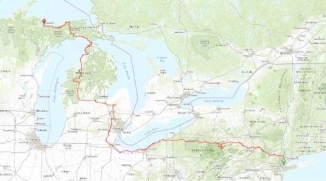 5 State Route CU