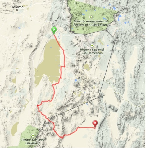 Socompa Route