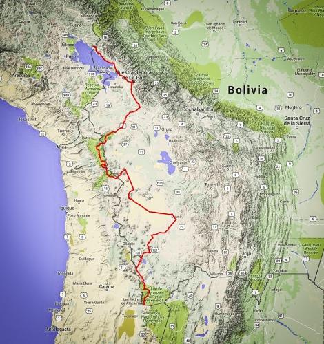 Bolivia LR