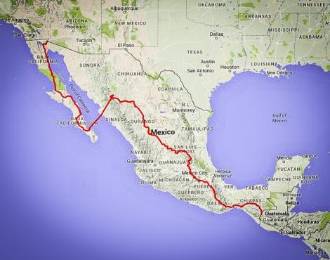 Mexico LR