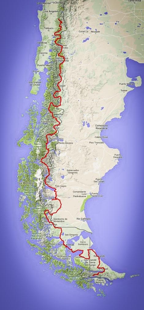 Patagonia LR