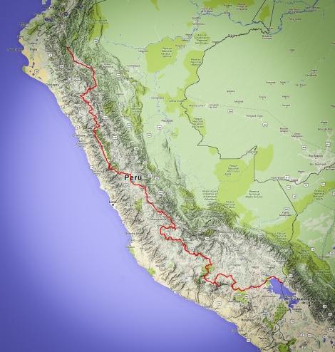 Peru LR